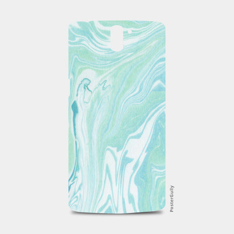 Marble Texture One Plus One Cases | Artist : Ayushi Jain