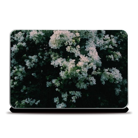Spring Flowers / Summer Bloom Laptop Skins | Artist : nandita sharma