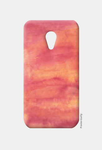 Orange Gradient Moto G2 Cases | Artist : Ankita Sharma