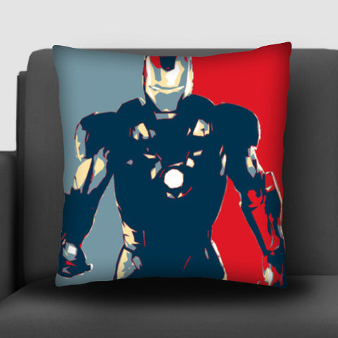 Iron man : Genius Cushion Covers | Artist : LinearMan