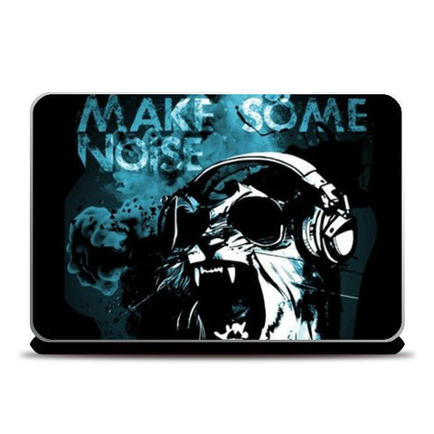 Leo noise  Laptop Skins | Artist : nilesh gupta | Special Deal - Size 15.6""