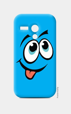 Moto G Cases, Creepy cute Monster Expression Moto G Case | Mona Singh, - PosterGully