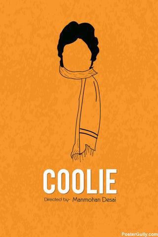 Wall Art, Coolie Artwork | Artist: Rohit Kumar, - PosterGully - 1