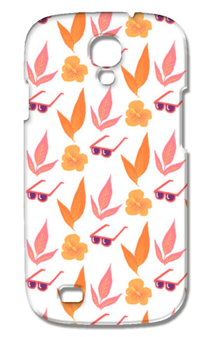 Tropical Vibes Samsung Galaxy S4 Cases | Artist : The Un.Titled