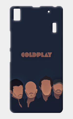 ColdplayCover Lenovo K3 Note Cases | Artist : Rohan Jaiswal