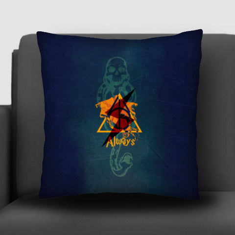 Always | Harry Potter Cushion Covers | Artist : Ved Uttam