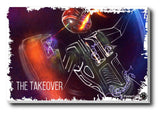 Brand New Designs, The Takeover Artwork | Artist: Devraj Baruah, - PosterGully - 3