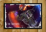 Wall Art, The Takeover Artwork | Artist: Devraj Baruah, - PosterGully - 2