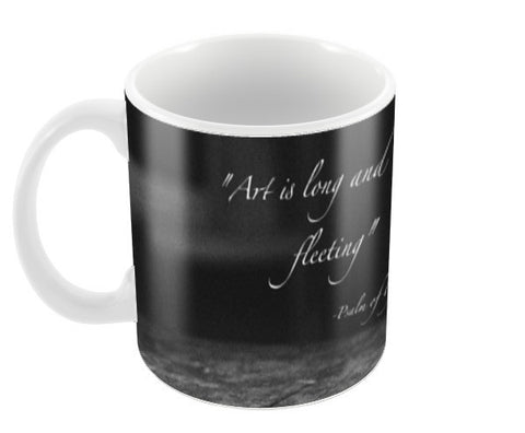 Art and Time. Coffee Mugs | Artist : Sanju's works.
