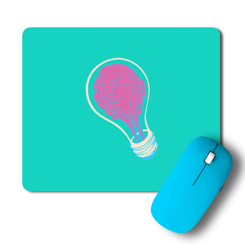 Bright Ideas Artwork Mousepad
