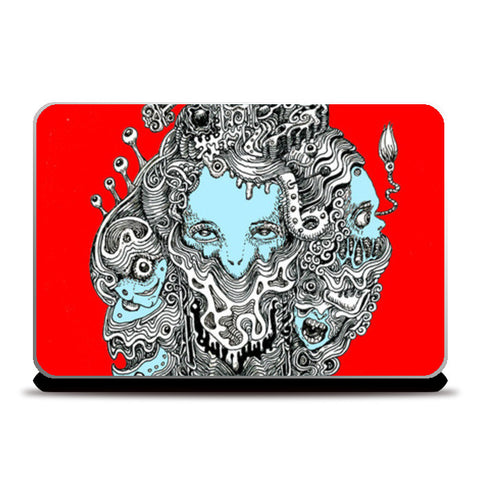 Laptop Skins, Mpd Laptop skin Laptop Skins | Artist : Doodles of Tanmoy Kayesen, - PosterGully