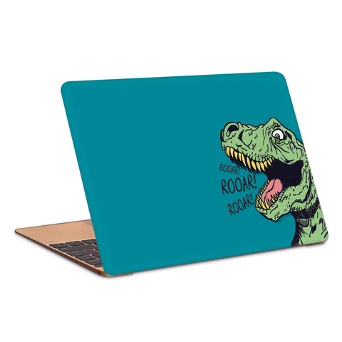 Dinosaur Roar Artwork Laptop Skin
