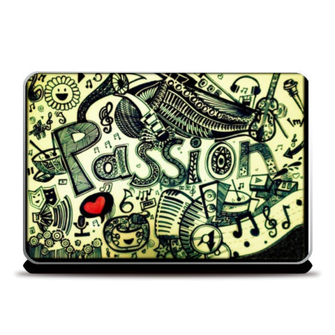 Laptop Skins, Music Laptop Skins | Artist : Surabhi Jha, - PosterGully