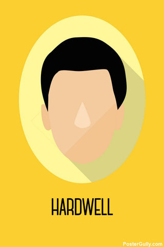 Brand New Designs, Hardwell Artwork | Artist Simran Anand, - PosterGully - 1