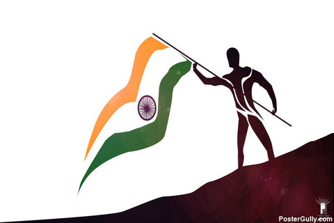 Brand New Designs, Independence Day Artwork | Artist: Prashant Negi, - PosterGully - 1