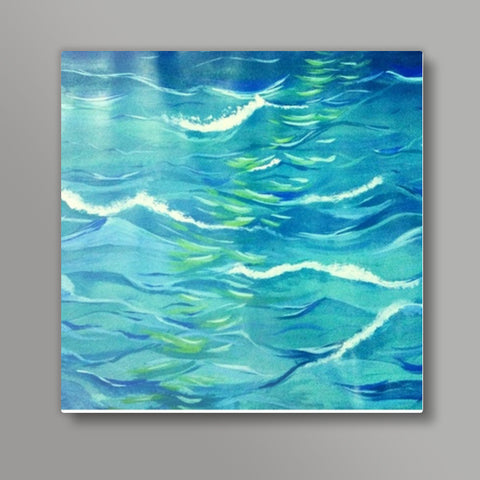 Sea Water Metal Prints | Artist : Pallavi Rawal