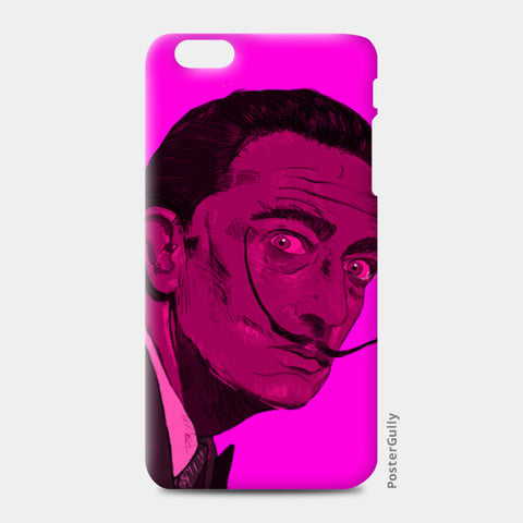 Salvador Dali iPhone 6 Plus/6S Plus Cases | Artist : Mohammed Chiba