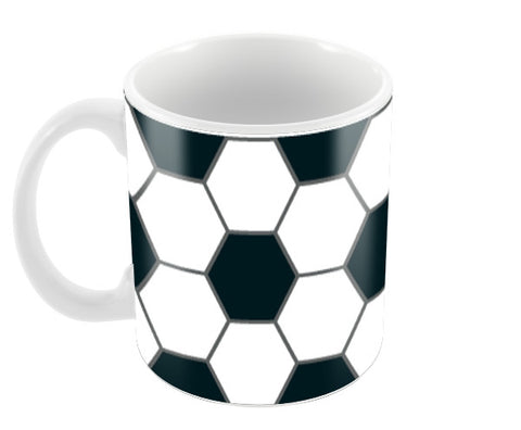 Football Background | #Footballfan Coffee Mugs | Artist : Creative DJ