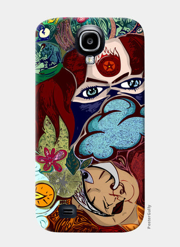 Samsung S4 Cases, Time Samsung S4 Cases | Artist : Hriddhi Dey, - PosterGully