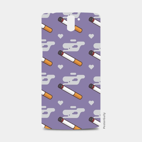 Smoking New01 One Plus One Cases | Artist : Nishit Shah