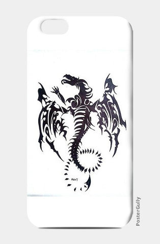 iPhone 6/6S Cases, Dragon Tattoo iPhone 6/6S Cases | Artist : Navdeep Sharma, - PosterGully