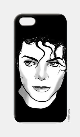 iPhone 5 Cases, Michael jackson iPhone 5 Cases | Artist : Tejeshwar Prasad, - PosterGully