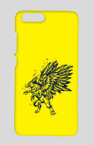 Mythology Bird Xiaomi Mi-6 Cases | Artist : Inderpreet Singh