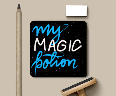 My Magic Potion Coasters | Artist : Ankita Sharma