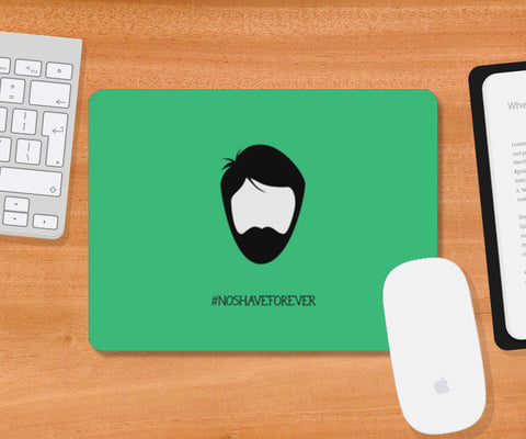The Beard Mousepad | Artist : Arpita Gogoi