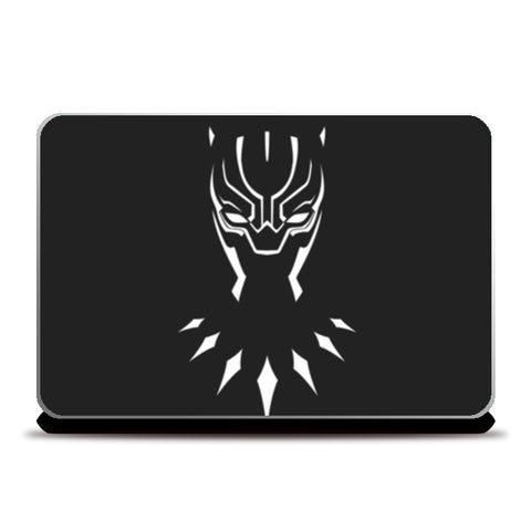 Marvel Comics Black Panther Superhero Laptop Skins | Artist : Shreyansh Kotak