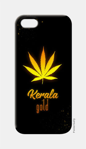 iPhone 5 Cases, Kerala gold iPhone 5 Case | Artist: Abhishek Faujdar, - PosterGully