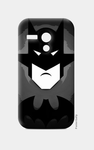 Moto G Cases, Mr. Bat Black Moto G Cases | Artist : Jax D, - PosterGully