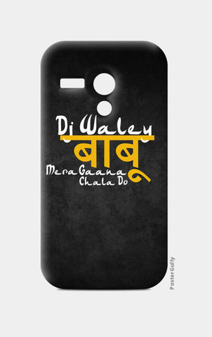 Moto G Cases, DJ Waley Babu - Moto G | DJ Ravish, - PosterGully