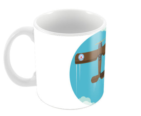 Bristol F.2 Fighter Coffee Mugs | Artist : Himanshu Sood