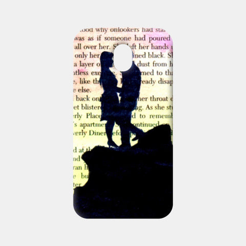 If I know what love is, it is because of you Moto G3 Cases | Artist : Rahul Tanwar