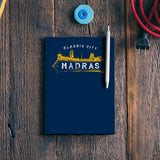 Classic City Madras  |  Write Notebook | Artist : Ramkumar Kolappan
