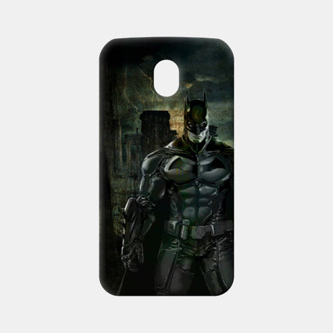 Moto G3 Cases, Batman - Arkham Origins Moto G3 Cases | Artist : Melwin Jose, - PosterGully