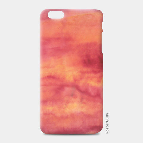 Orange Gradient iPhone 6 Plus/6S Plus Cases | Artist : Ankita Sharma