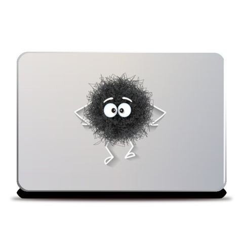Weirdo Cartoon Character Laptop Skins | Artist : Creative DJ