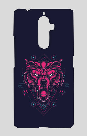 The Wolf Lenovo K8 Note Cases | Artist : Inderpreet Singh