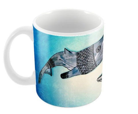 Whale Coffee Mugs | Artist : Devi