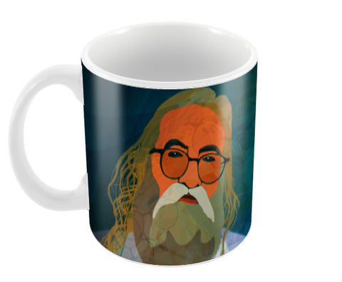 Intact Spirit - Indian Man Coffee Mugs | Artist : Rameshwar Chawla
