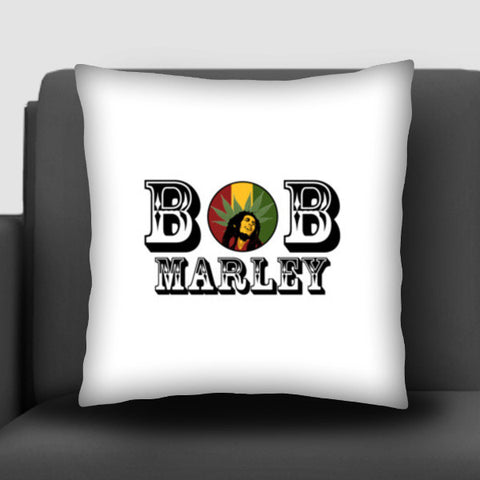 BOB Marley Cushion Cover Cushion Covers | Artist : Tripund Media Works