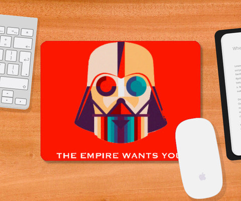 Mousepad, The Empire Mousepad | Artist: Raghav Puri, - PosterGully
