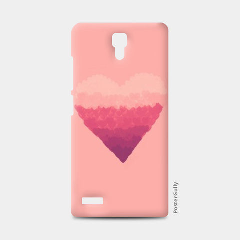 Redmi Note Cases, We all love hearts Redmi Note Cases | Artist : Maitreyeeee, - PosterGully