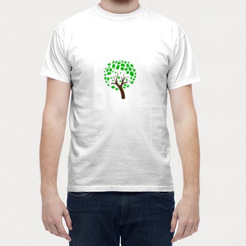 Men T Shirts, Mind tree Men T Shirts | Artist : pravesh mishra, - PosterGully - 1