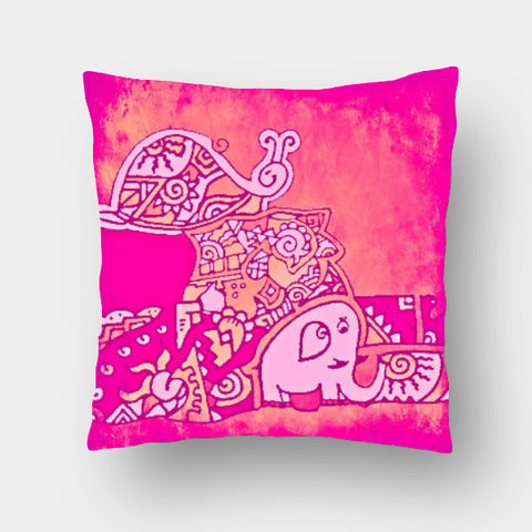 Cushion Covers, Animal Abstract Zenscrawl Cushion Cover | Meghnanimous, - PosterGully