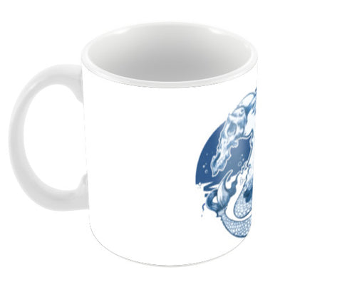 Sea Horse Coffee Mugs | Artist : Safal Adam