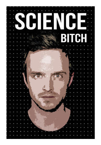 Breaking Bad | Jesse Pinkman Wall Art | Artist : Gub Gub