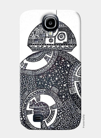 Samsung S4 Cases, Star wars BB-8  Samsung S4 Cases | Artist : Susrita Samantaray, - PosterGully